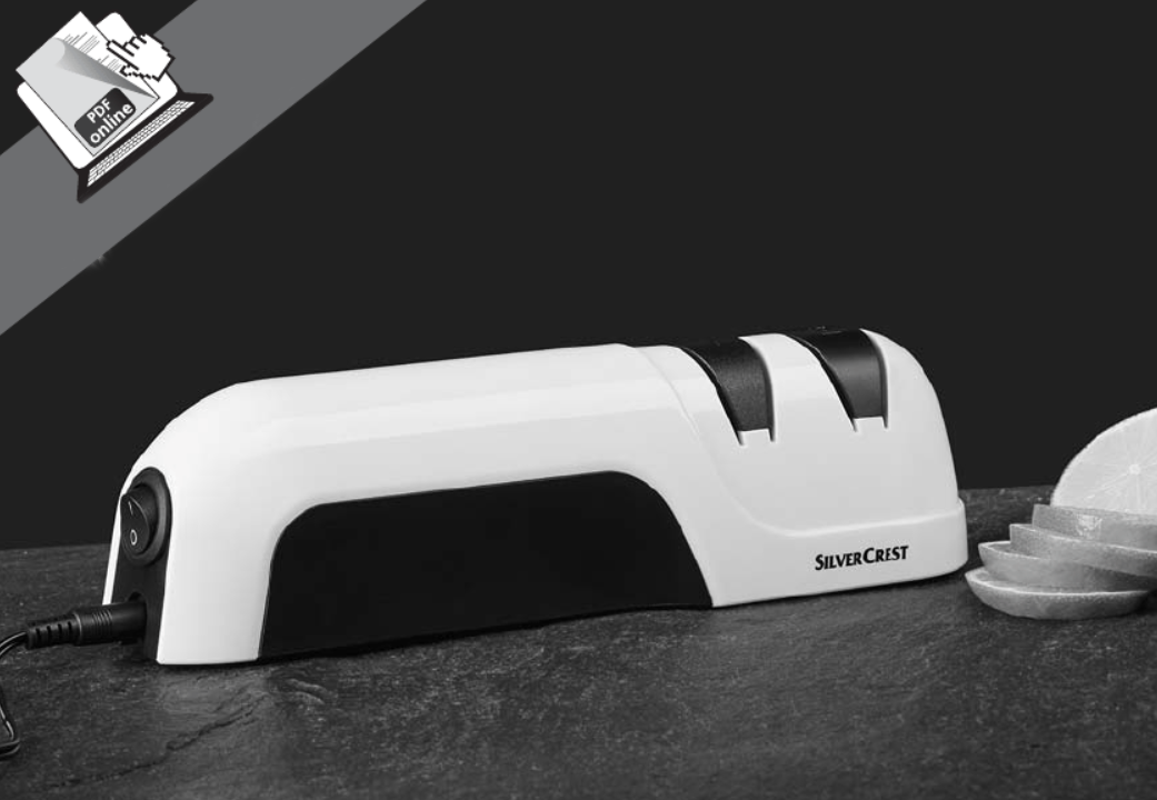 Аппарат для заточки ножей Silver Crest SEMS 12A1