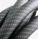 Карбоновый шланг для кальяна с покрытием  AMY. DELUXE чаша Калауд лотос, фото 4