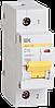 Автоматичесий выключатель ВА 47-100 1Р 10А 10 кА х-ка C (MVA40-1-010-C) IEK