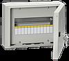 Корпус металлический ЩРн-12з-0 У2 IP54 (MKM11-N-12-54-Z) IEK