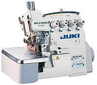 Juki MO-6714DA-BE6-40H Промышленный оверлок 4 х ниточный с сервоприводом