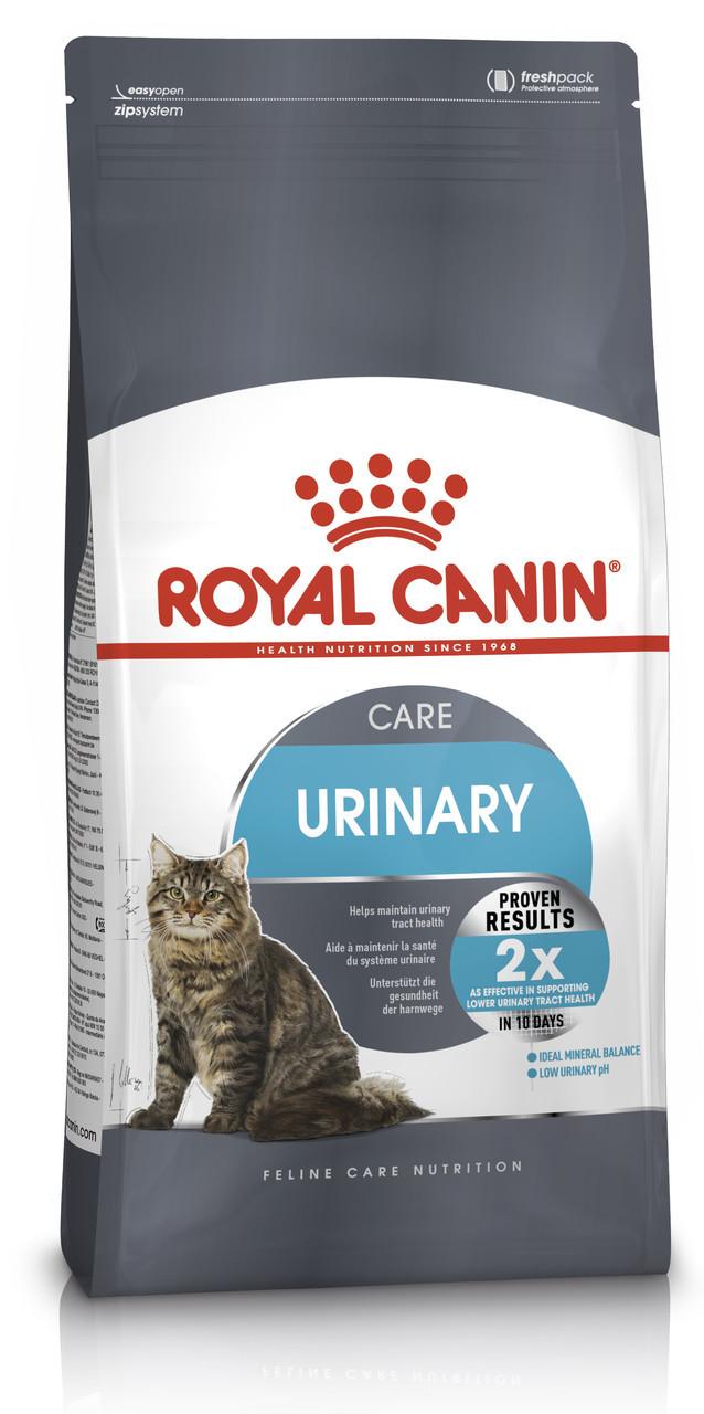 Сухий корм для підтримки здоров'я сечовивідних шляхів кішок Royal Canin Urinary Care 400 г