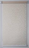 Рулонная штора 1250*1500 Акант 2236 Слоновая кость, фото 1