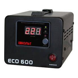 Стабилизатор напряжения релейный Вольт ЕСО 600 (600 Вт)