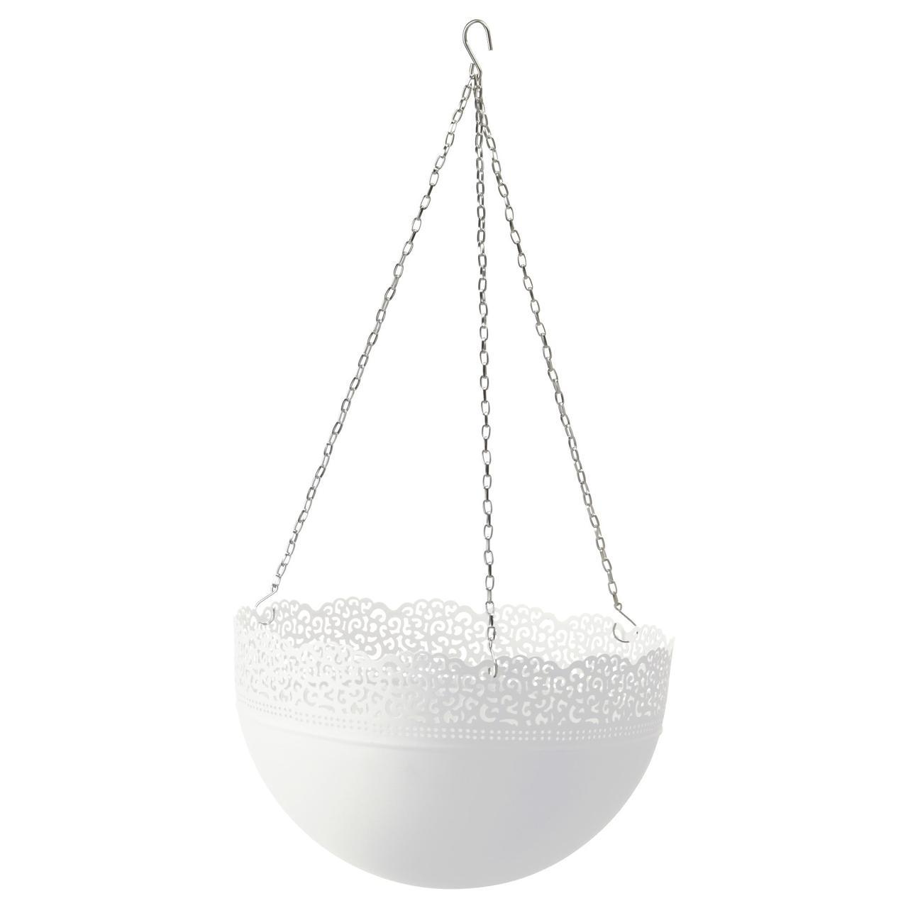 ✅ IKEA SKURAR (403.871.94) Висячий цветочный горшок
