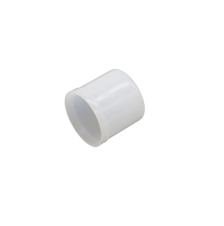 Заглушка на круглу трубу 20 мм Ниппельное напування