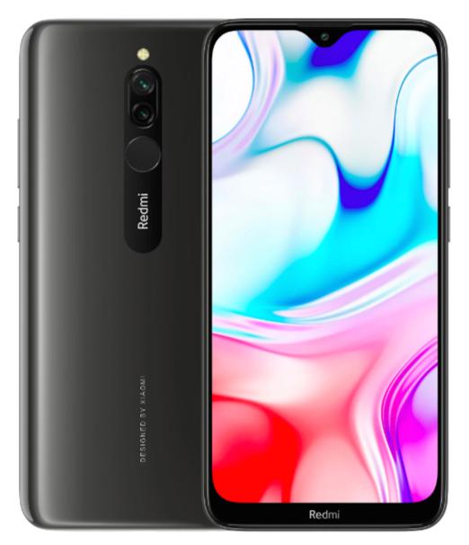 Xiaomi Redmi 8 4/64Gb Onyx Black