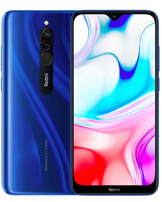 Смартфон Xiaomi Redmi 8 4/64Gb (Sapphire Blue) Global Version