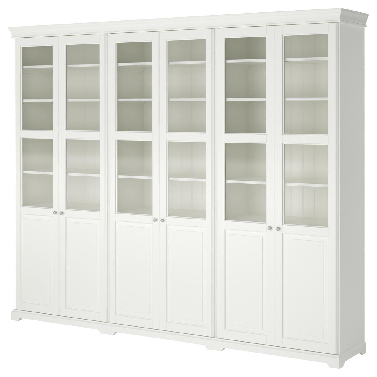 ✅ IKEA LIATORP (190.464.42) Шкаф/Сервант