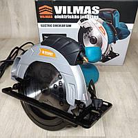 Пила дисковая с лазером Vilmas 1200-CS-185L (1200 Ватт,185 диск).