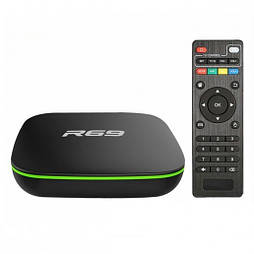 Android TV приставка SKY (R69 H3) 1/8 GB