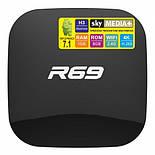 Android TV приставка SKY (R69 H3) 1/8 GB, фото 5