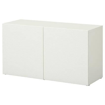 ✅ IKEA BESTA (990.473.91) Шкаф, Sindvik blackbass