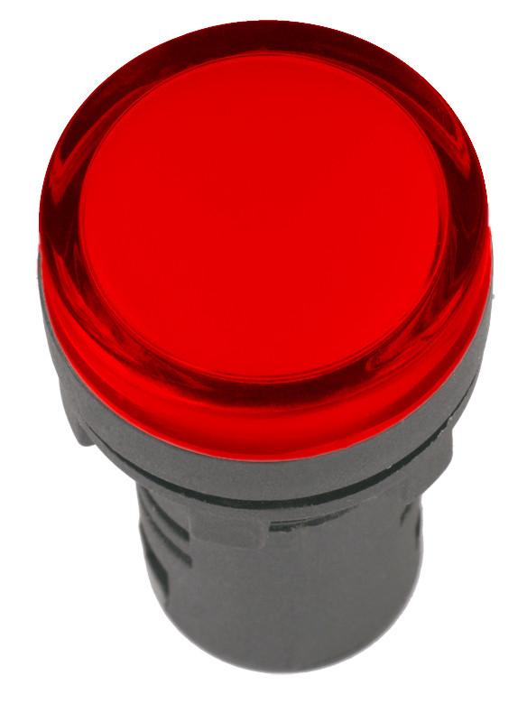 ЛампАD-22DS LED-матрица d22мм красный 230B (BLS10-ADDS-230-K04) IEK