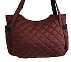 Женская стеганая сумка Classic ( 45x26 см), фото 2