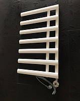 Белый электрический полотенцесушитель 500х780 NICE 7/780 Arttidesign