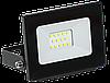 Прожектор СДО 06-10 светодиодный черный IP65 6500 K (LPDO601-10-65-K02) ІЕК