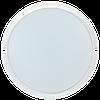 Світильник LЕD ДПО 4002 12Вт ІР54 4000К коло білий (LDPO0-4002-12-4000-K01) ІЕК