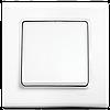 Выключатель одноклавишный, Белый Linnera (90400001) VI-KO