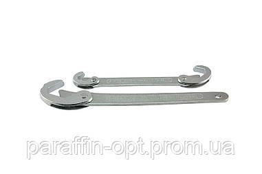 Набор ключей трубных накидных Housetools - 9-32 мм (2 шт.)
