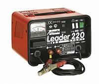 Leader 220 Start - Пуско-зарядний пристрій 220В, 12В