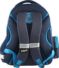 Ортопедический рюкзак для школьника Max Steel Kite , фото 2
