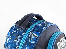 Ортопедический рюкзак для школьника Max Steel Kite , фото 3