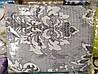 Сімейна постільна білизна жатка TIROTEX сірого забарвлення