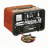 Alpine 18 boost - Зарядное устройство 230В, 12-24В