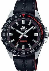 Наручные мужские часы Casio EFV-120BL-1AVUEF оригинал