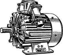 Вибухозахищені низьковольтні електродвигуни