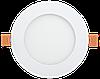 Светильник ДВО 1601 белый круг LED 7Вт 3000 IP20 (LDVO0-1601-1-7-K01) ІЕК