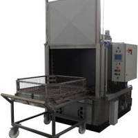 Magido L162М - Мойка деталей и больших агрегатов с автоматической очисткой и подогревом (Газ)