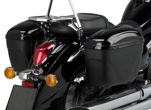 Крепление Kappa KL4102 для бокового кофра Kawasaki VN900 Custom/Classic (06-11)
