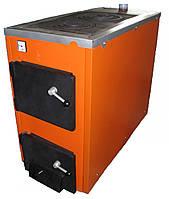 Твердотопливный котел Термобар АКТВ 20 (аппарат комбинированный с плитой)