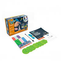 3D-ручка 3Doodler Start для детского творчества - МЕГАКРЕАТИВ (192 стержня, 8 шаблонов) 3DS-MEGA-FES, фото 1