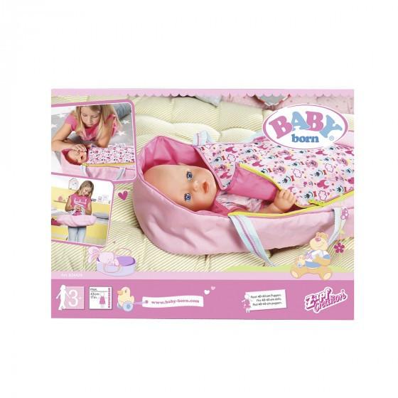 Люлька-переноска для куклы BABY BORN 2 в 1 - ЯРКИЕ СНЫ 824429