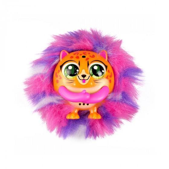 Интерактивная игрушка Tiny Furries S2 – ПУШИСТИК САВАННА