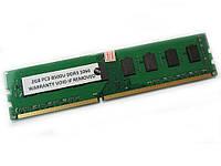 Планка памяти DDR3 2GB PC3-8500U 1066MHz с чипом Kingston