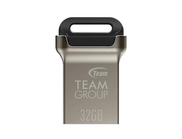 Флеш-накопитель USB3.0 32Gb Team C162 Metal (TC162332GB01), фото 2