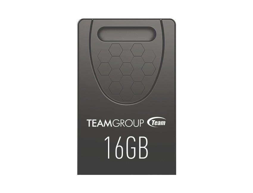 Флеш-накопитель USB3.0 16GB Team C157 Black (TC157316GB01)