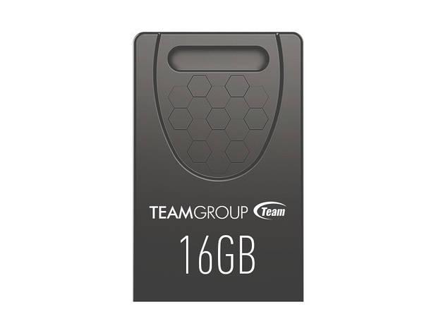 Флеш-накопитель USB3.0 16GB Team C157 Black (TC157316GB01), фото 2