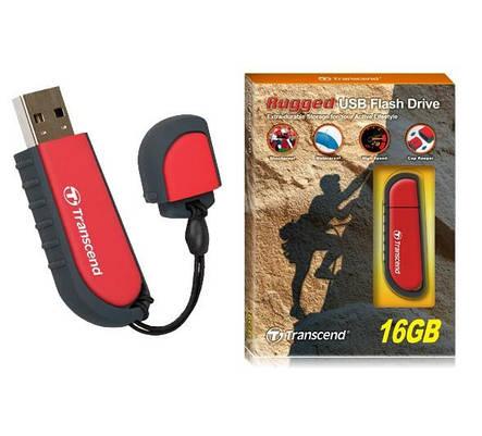 Флеш-накопитель USB 16GB Transcend JetFlash V70 (TS16GJFV70), фото 2