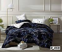 Семейное постельное белье Ранфорс звёздопад