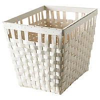 ✅ IKEA KNARRA (502.433.17) Корзина, белая