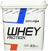 Протеин BODYLAB24 Whey Protein - 2000g (80% белка, Сывороточный протеин, Концентрат сывороточного протеина)