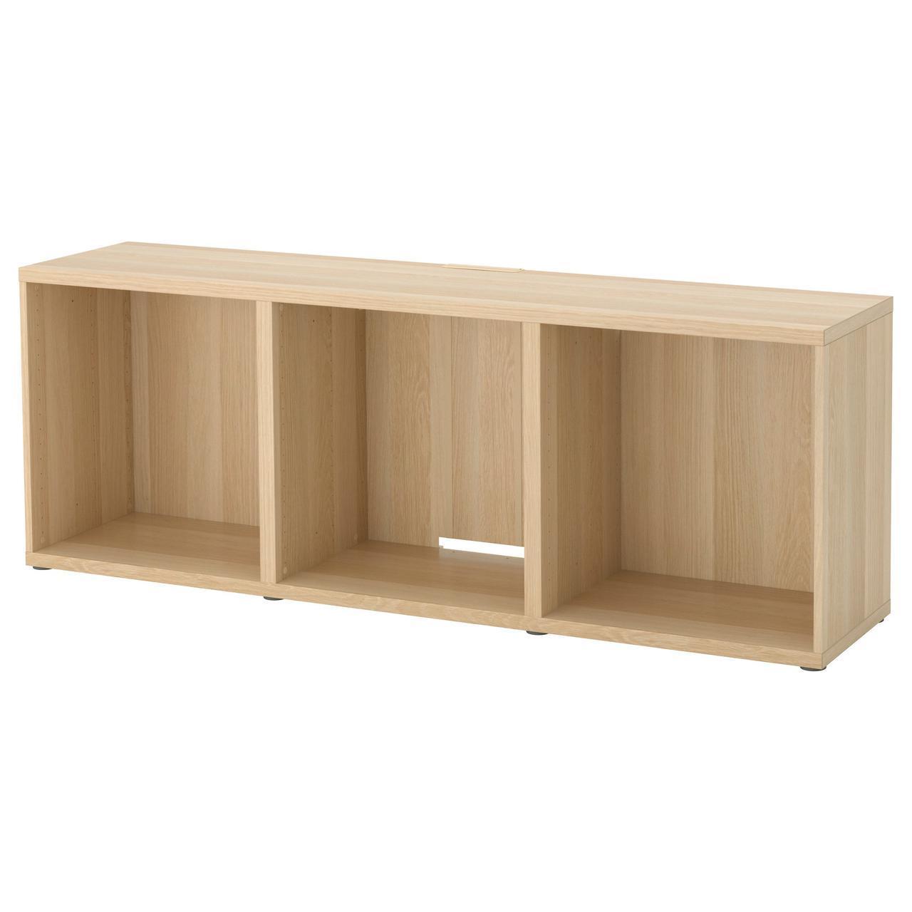 ✅ IKEA BESTA (702.998.84) Тумба под ТВ, белый