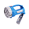 Ручной аккумуляторный фонарь YJ-2804 Синий, фото 2