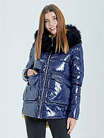 Зимняя женская куртка ZLLY 19428