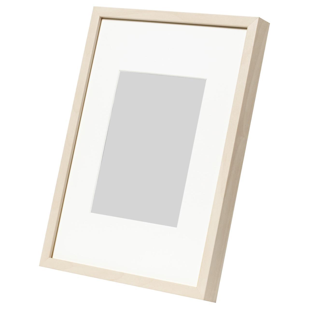 ✅ IKEA HOVSTA (403.657.62) Рамка, имитация. березовые березки